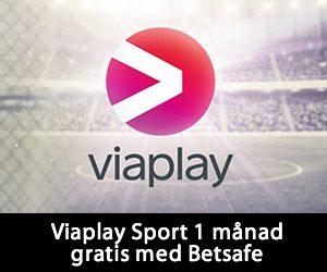 Viaplay Sport med Betsafe
